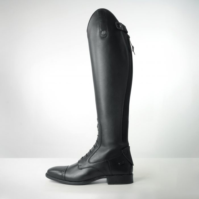 1412 Capitoli Long Boots in Black Size 38